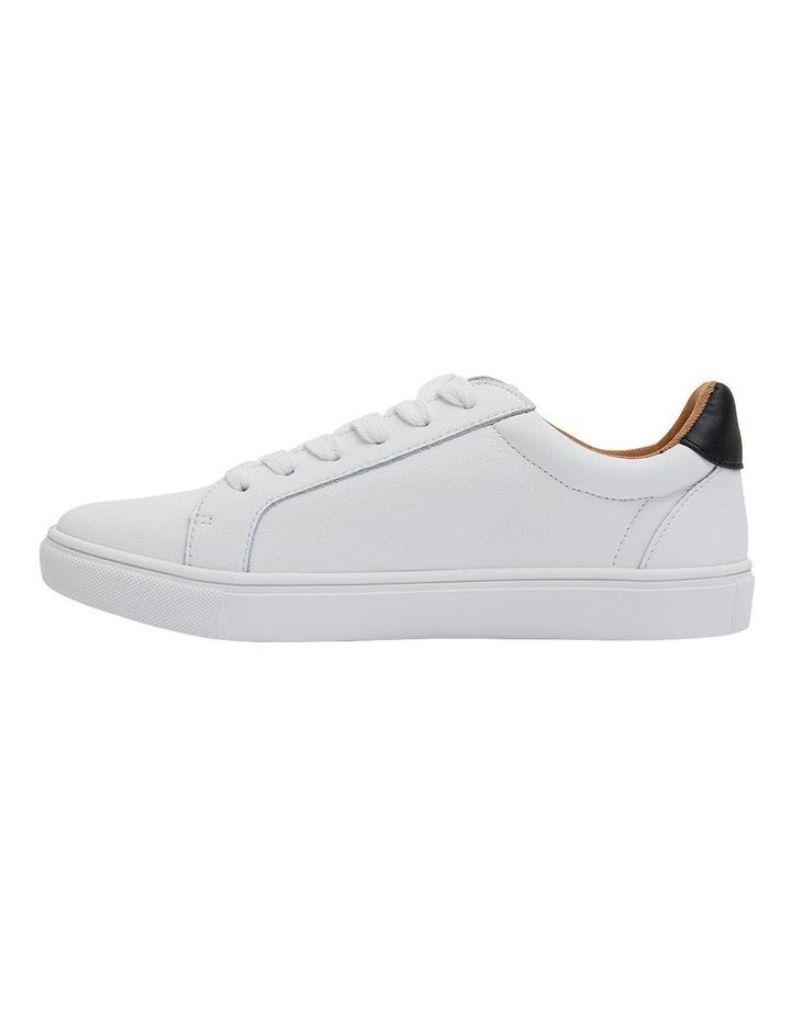 Stark White /Black Sneakers image 3