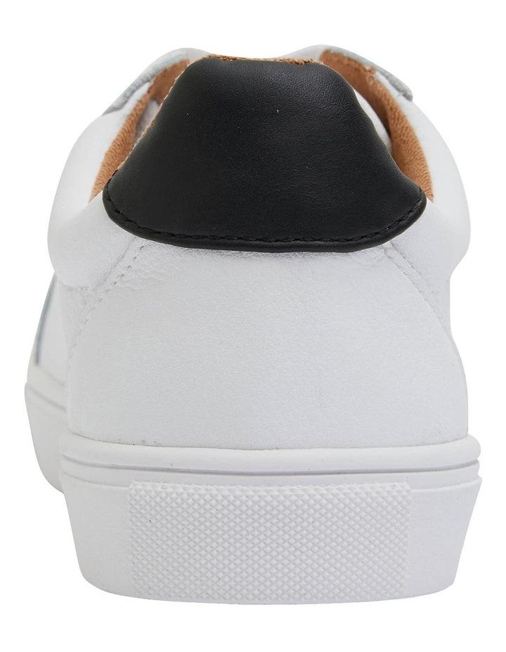 Stark White /Black Sneakers image 5