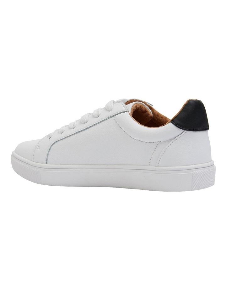 Stark White /Black Sneakers image 7