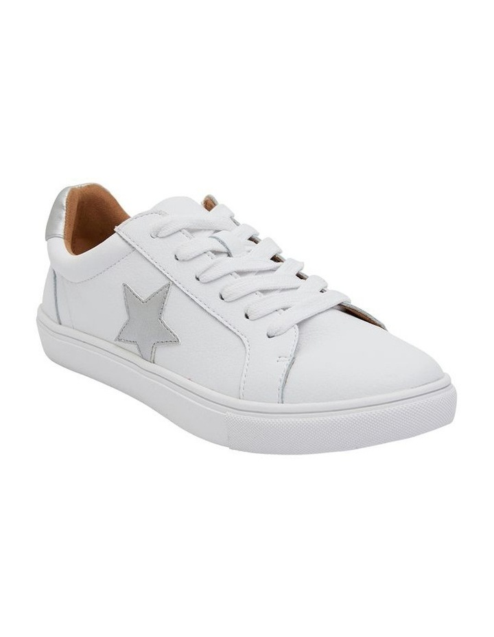 Stark White /Silver Sneakers image 1