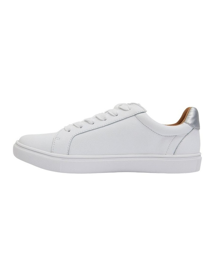 Stark White /Silver Sneakers image 2