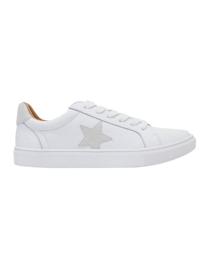 Stark White /Taupe Sneakers image 1