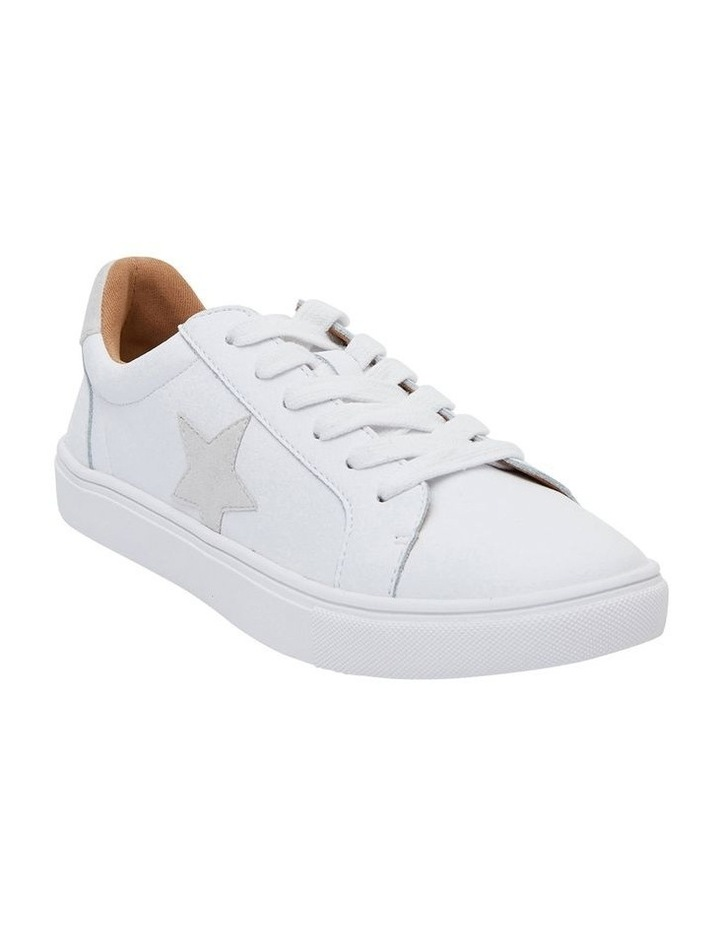 Stark White /Taupe Sneakers image 2