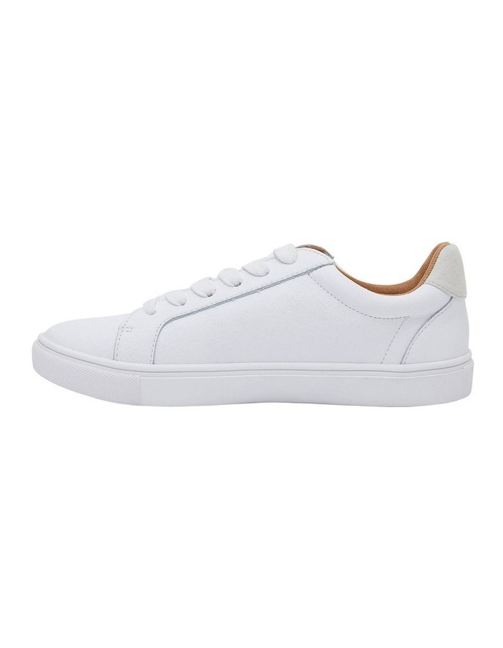 Stark White /Taupe Sneakers image 3