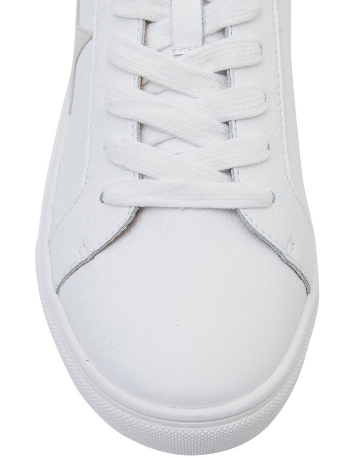 Stark White /Taupe Sneakers image 5