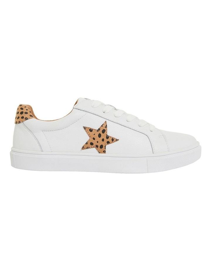 Stark White/Animal Sneakers image 1