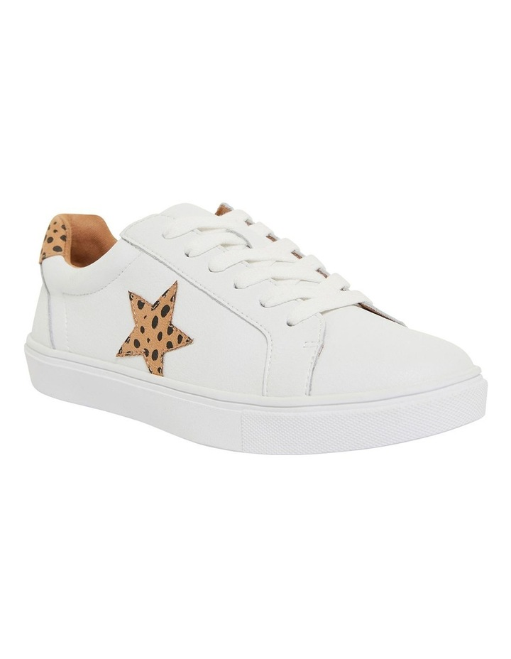 Stark White/Animal Sneakers image 2