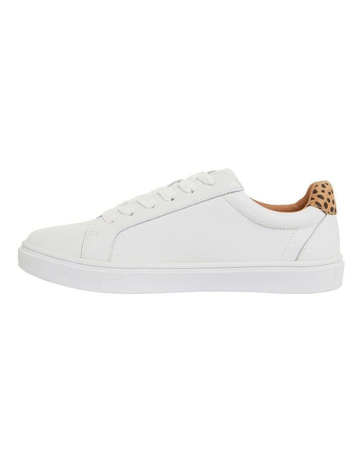 Stark White/Animal Sneakers image 3