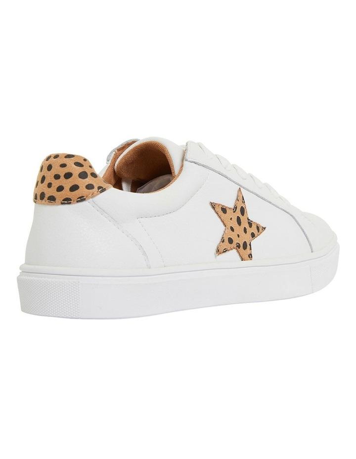 Stark White/Animal Sneakers image 4