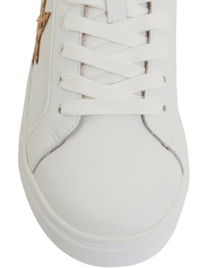Stark White/Animal Sneakers image 6