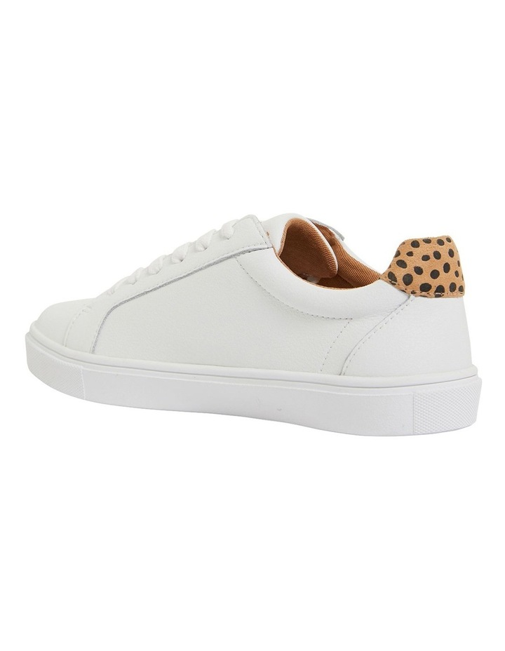 Stark White/Animal Sneakers image 7
