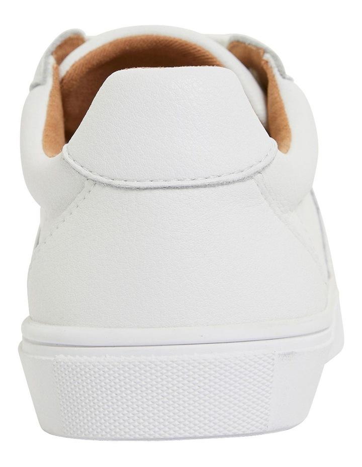 Stark White Glove Sneakers image 5