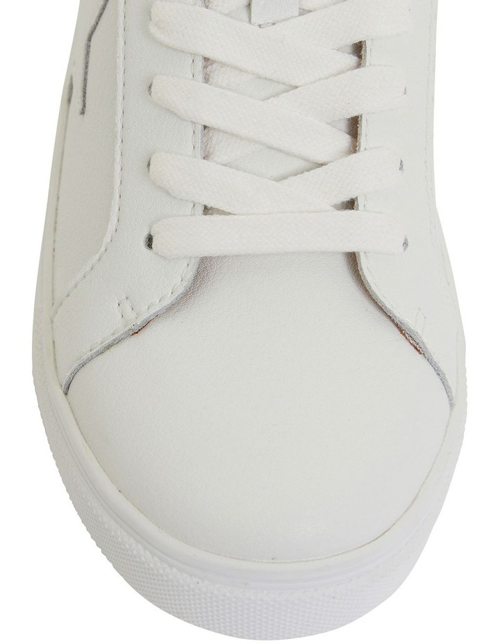 Stark White Glove Sneakers image 6