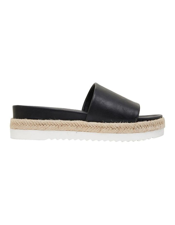 Waikiki Black Smooth Sandals image 1