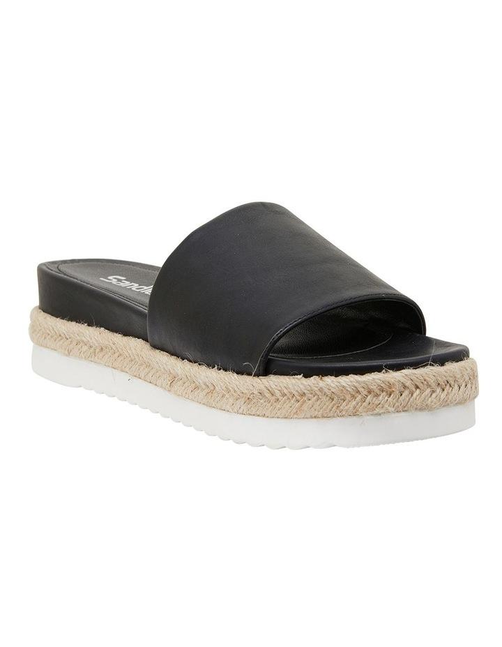 Waikiki Black Smooth Sandals image 2