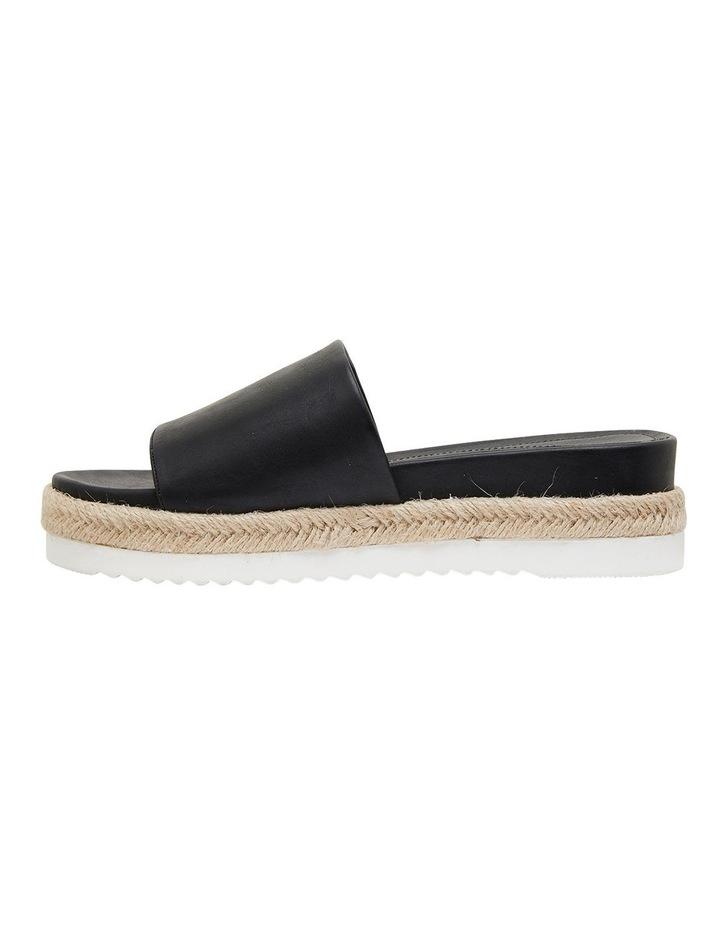 Waikiki Black Smooth Sandals image 3