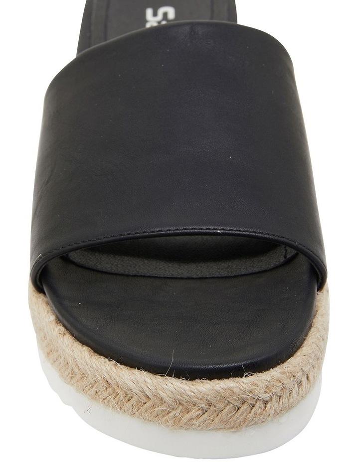 Waikiki Black Smooth Sandals image 6