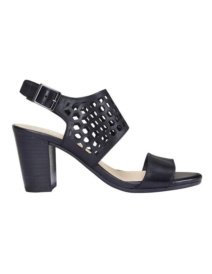 Benson Black Glove Sandals image 1