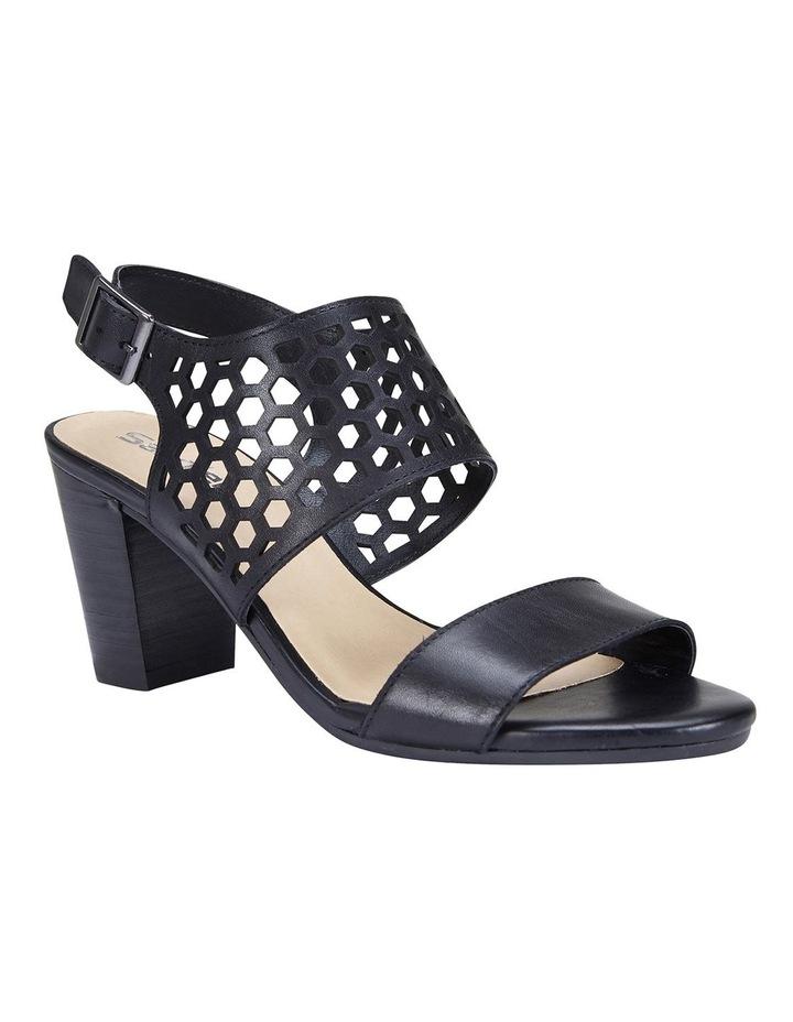 Benson Black Glove Sandals image 2