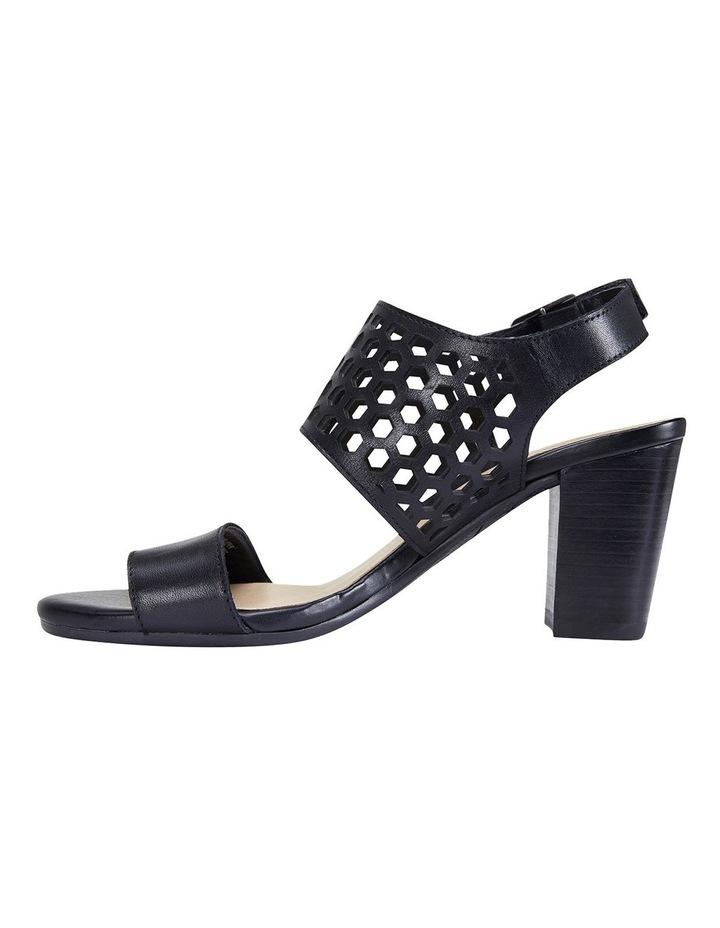 Benson Black Glove Sandals image 3