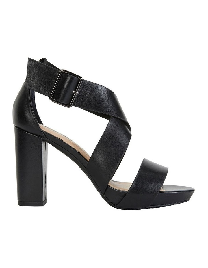 Congo Black Glove Sandals image 1