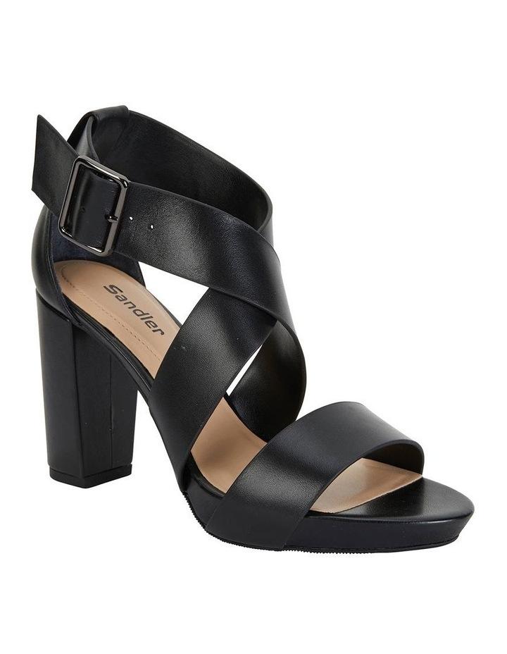Congo Black Glove Sandals image 2