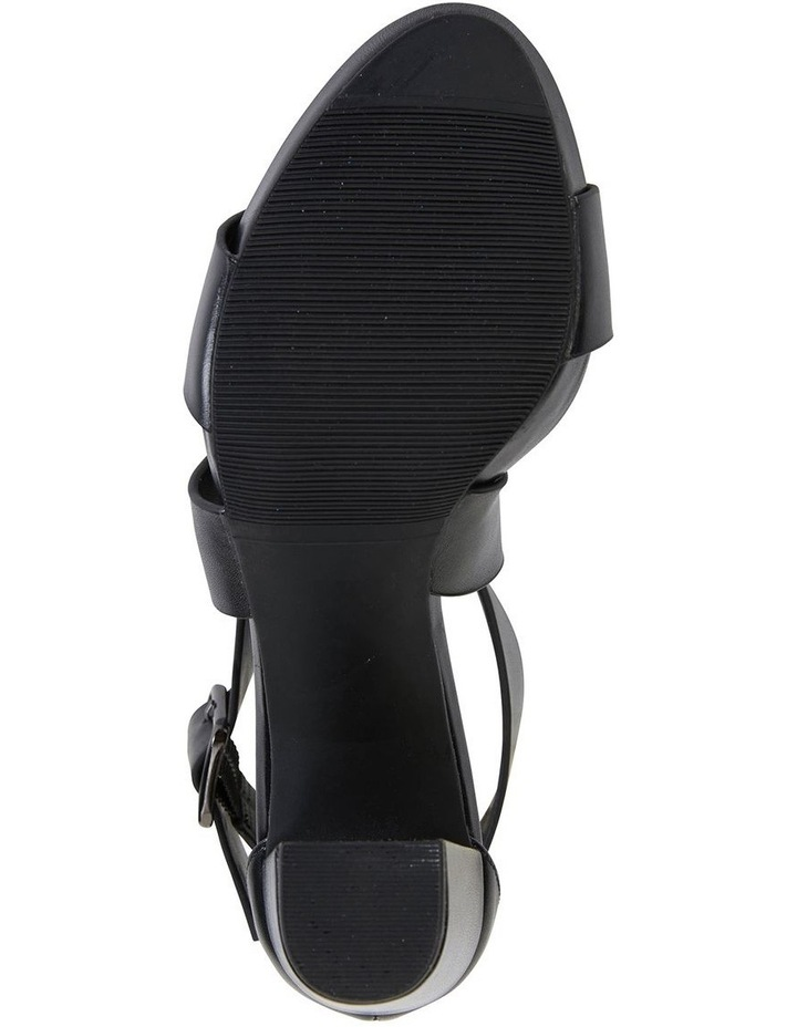 Congo Black Glove Sandals image 4