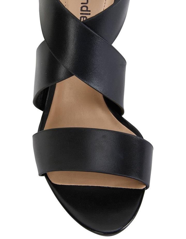 Congo Black Glove Sandals image 5
