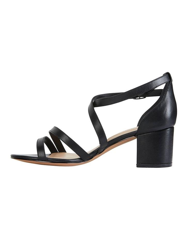 Andie Black Glove Sandals image 2