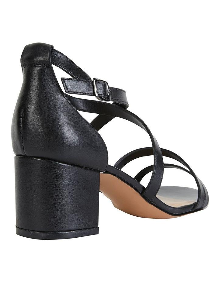 Andie Black Glove Sandals image 3