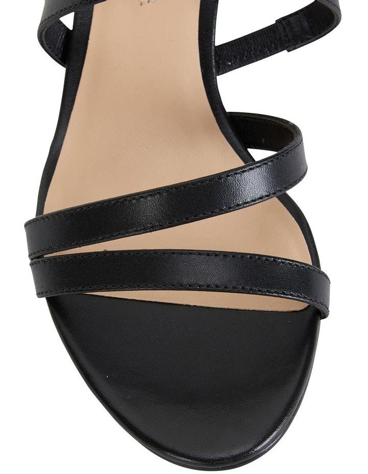 Andie Black Glove Sandals image 4