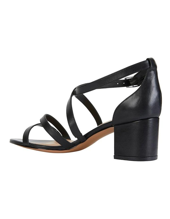 Andie Black Glove Sandals image 5