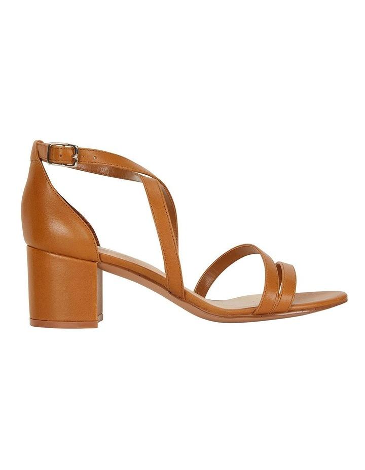 Andie Cognac Glove Sandals image 1