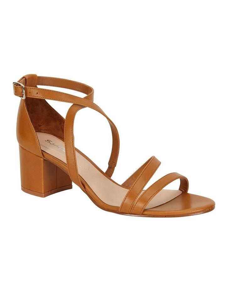 Andie Cognac Glove Sandals image 2
