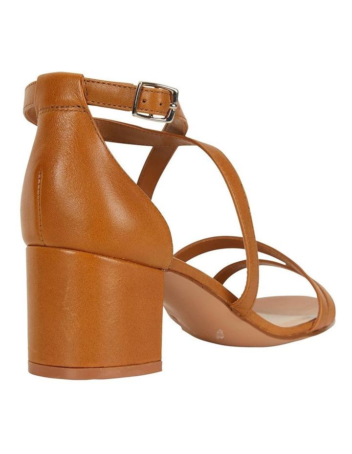 Andie Cognac Glove Sandals image 4