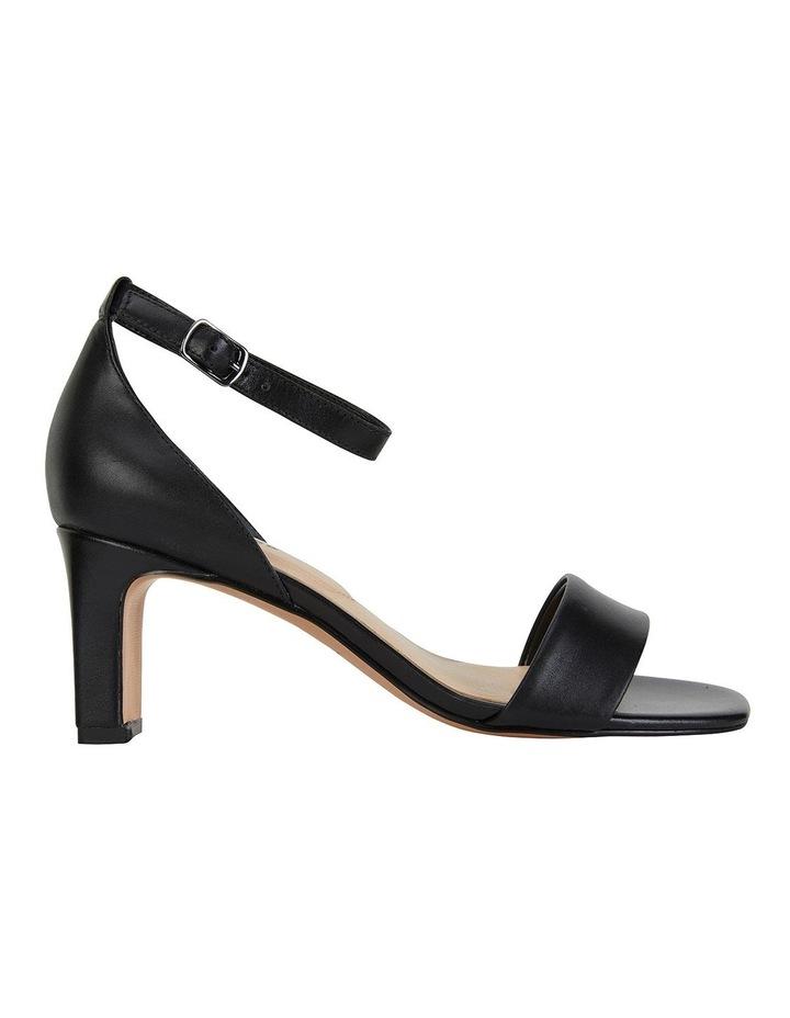 Harper Black Glove Sandals image 1