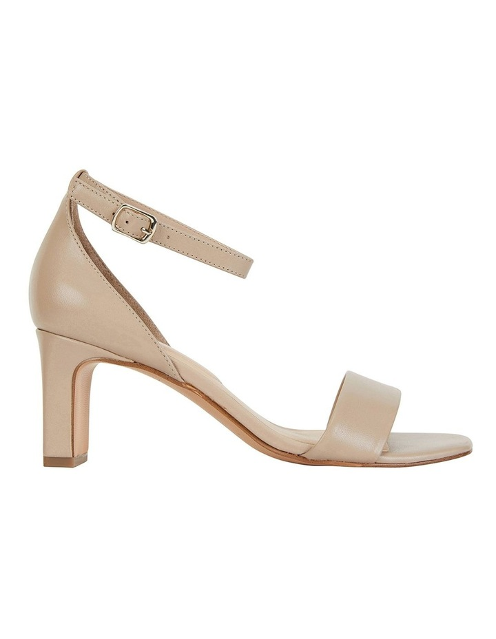 Harper Nude Glove Sandals image 1