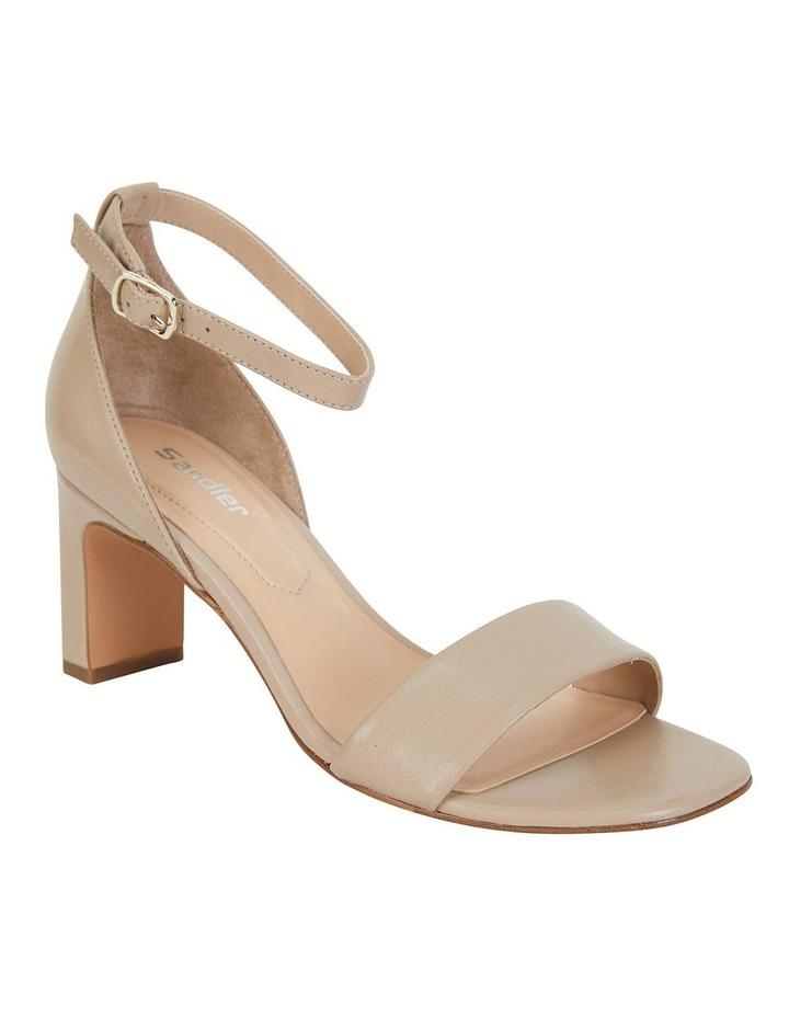 Harper Nude Glove Sandals image 2