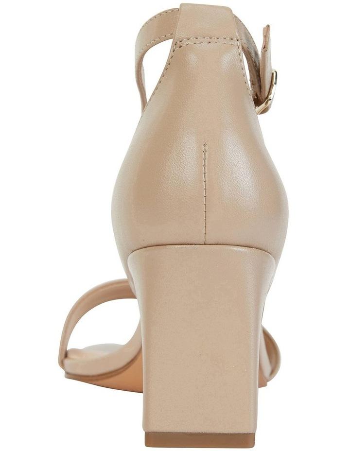 Harper Nude Glove Sandals image 5