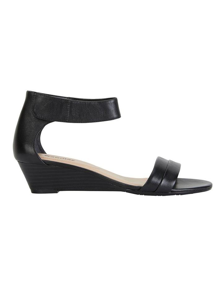 Quartz Black Glove Sandals image 1