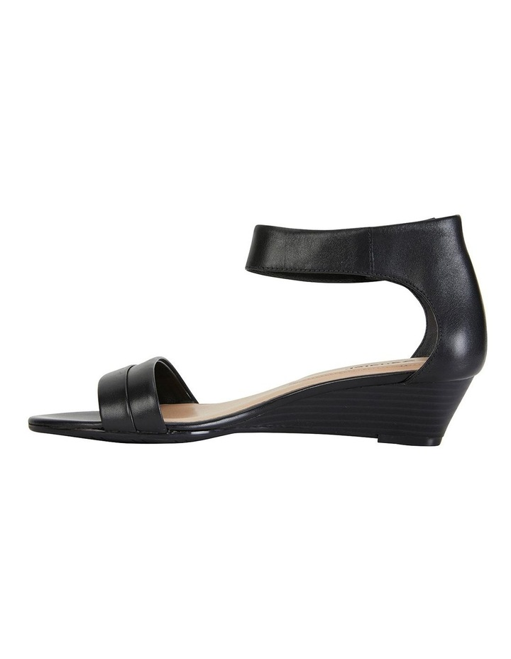 Quartz Black Glove Sandals image 3