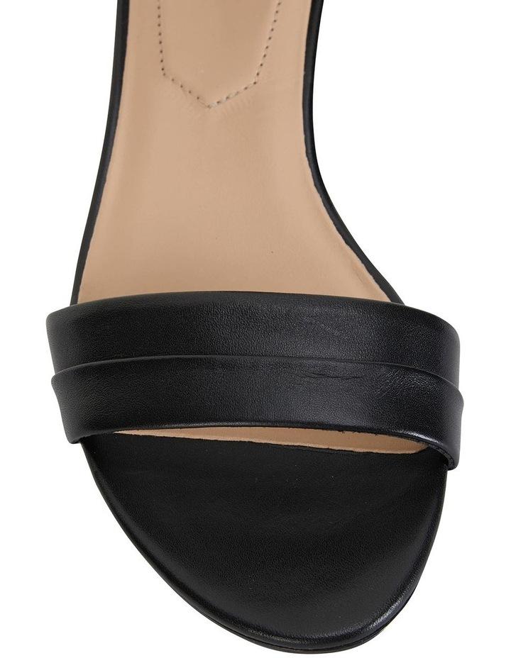 Quartz Black Glove Sandals image 5
