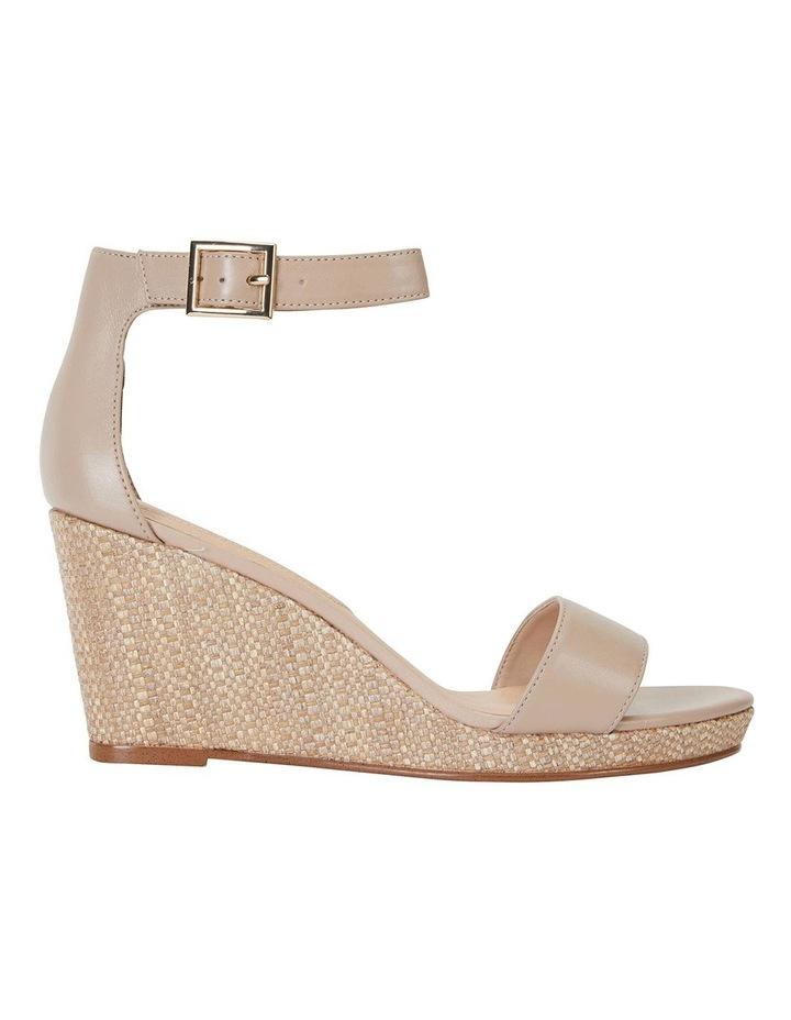 Claudia Nude Glove Sandals image 1