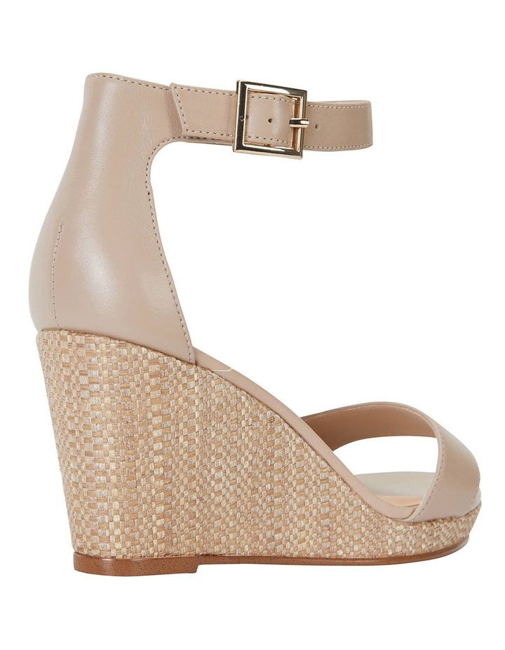 Claudia Nude Glove Sandals image 3