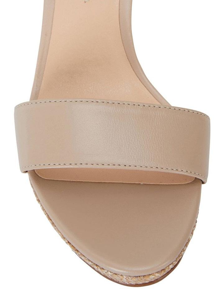 Claudia Nude Glove Sandals image 4