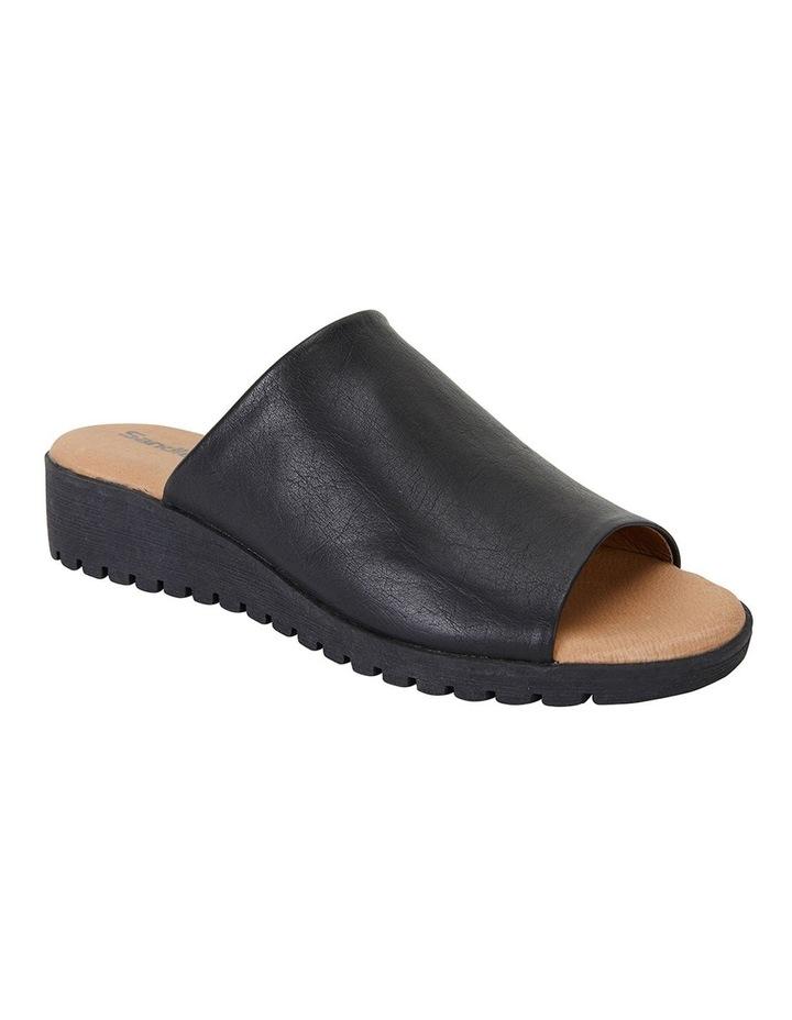 Fate Black/Black Glove Sandals image 2