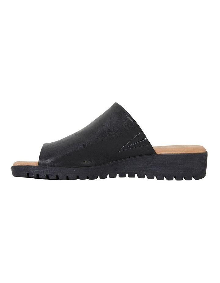 Fate Black/Black Glove Sandals image 3