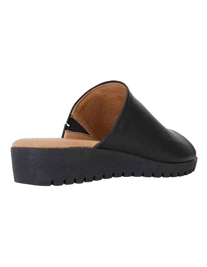 Fate Black/Black Glove Sandals image 4