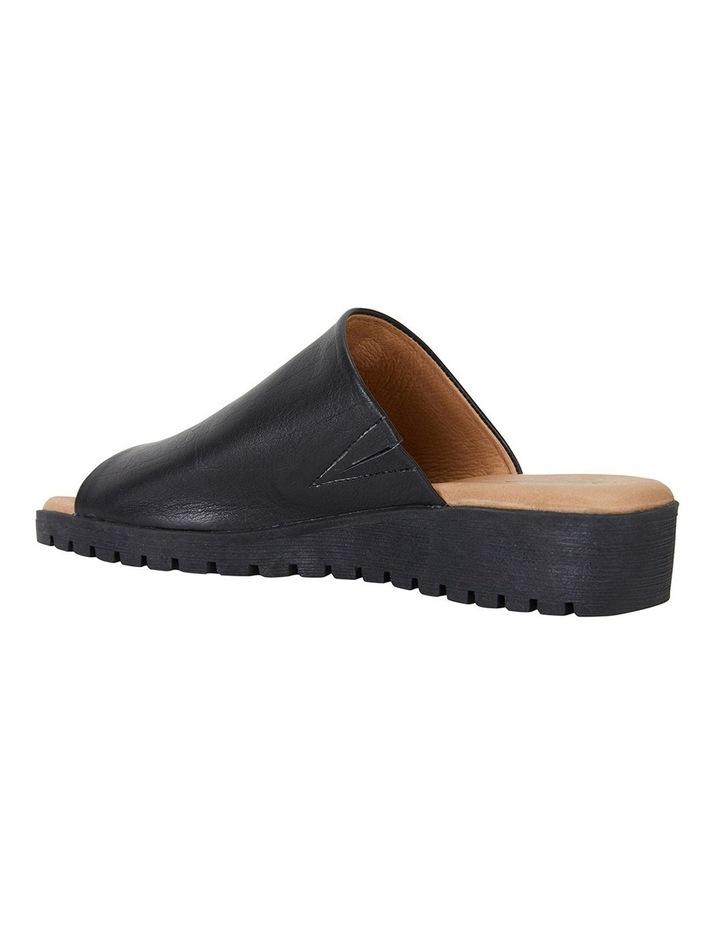 Fate Black/Black Glove Sandals image 7