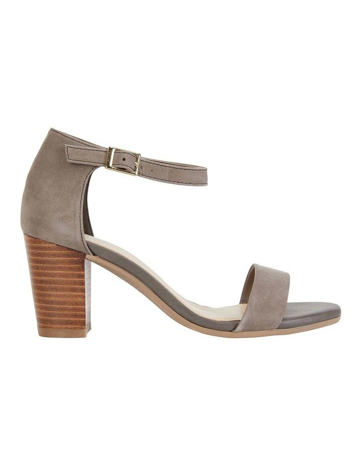 Beyond Taupe Nubuck Sandals image 1